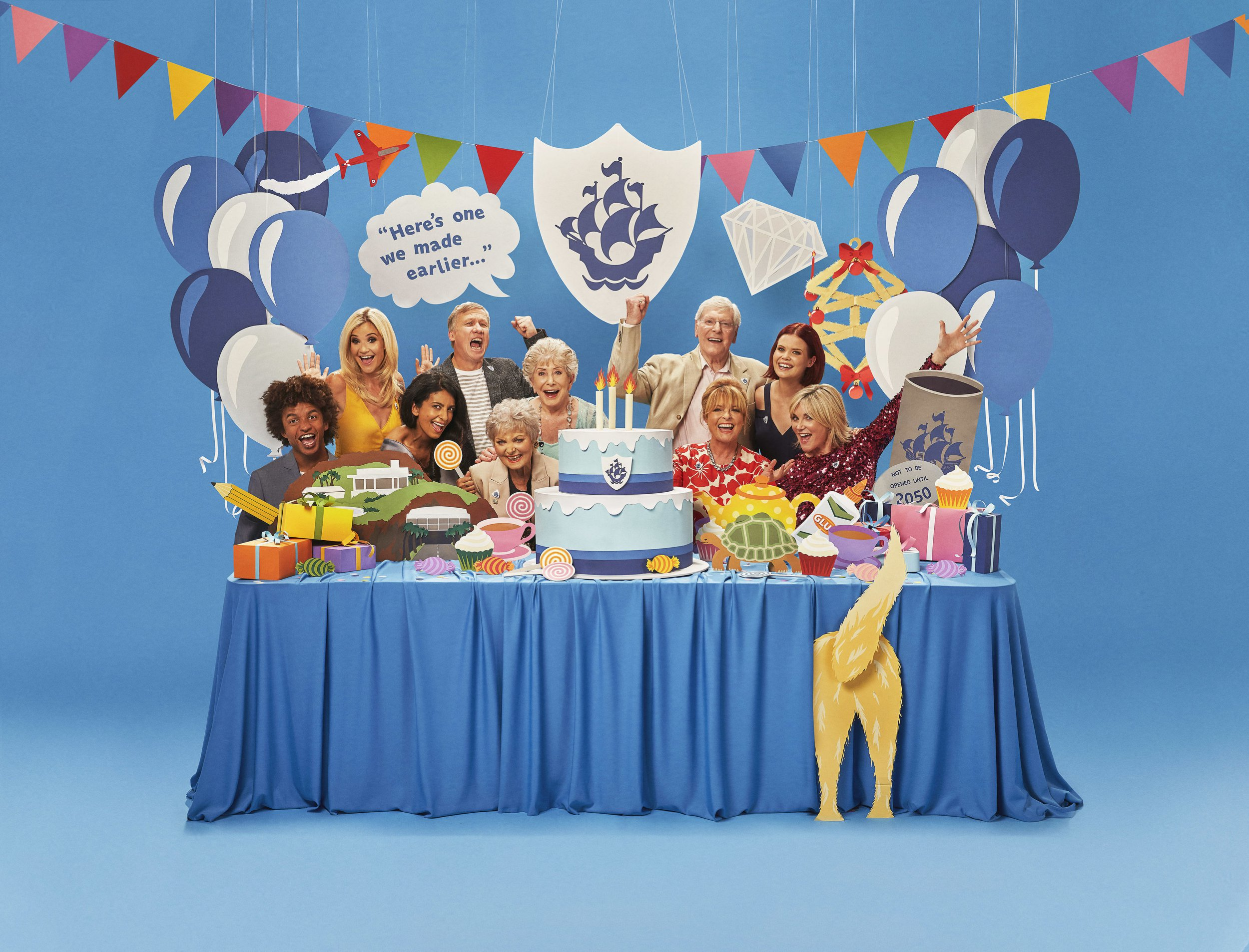Is Blue Peter still on and who are the presenters as show reaches 60th anniversary?
