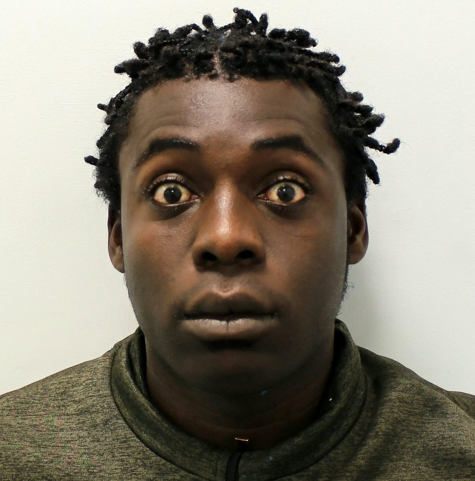 "Mugshot of Manaf Alahassan, 27, who attacked staff at a chicken shop because his food was taking too long. See national news story NNchicken.A hangry customer was jailed for eight months after he attacked staff at a chicken shop because his food was taking too long.Manaf Alahassan and his friend punched the 21-year-old staff member in the face and broke his jaw after they became frustrated by how they had to wait for their food.The homeless 27-year-old threatened staff with a knife before he fled the scene with his 20-year-old accomplice in Croydon, south London.DC Andy Garland, from Croydon CID, said:"" Attacks like this on people in their place of work are totally unacceptable."