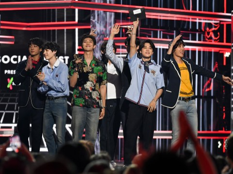 Steve Aoki celebrates BTS number one single Waste It On Me: 'It's a powerful time for Asian people'