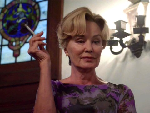 Jessica Lange returns as Constance in American Horror Story after three year absence