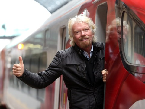 Virgin trains won't let passengers take coffee without a paper bag