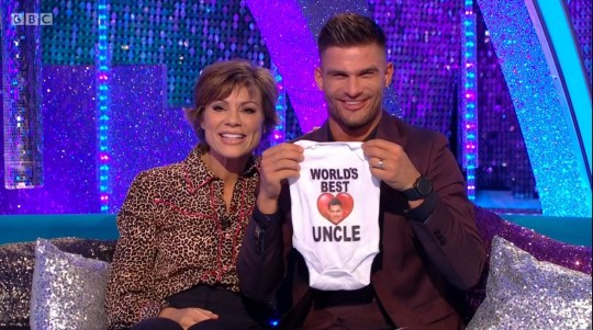 Strictly Come Dancing: Aljaz Skorjanec in tears on It Takes Two