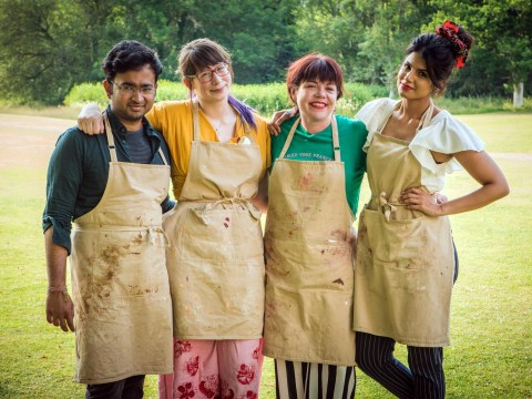 Who left Bake Off last night in the semi-final and who was Star Baker?