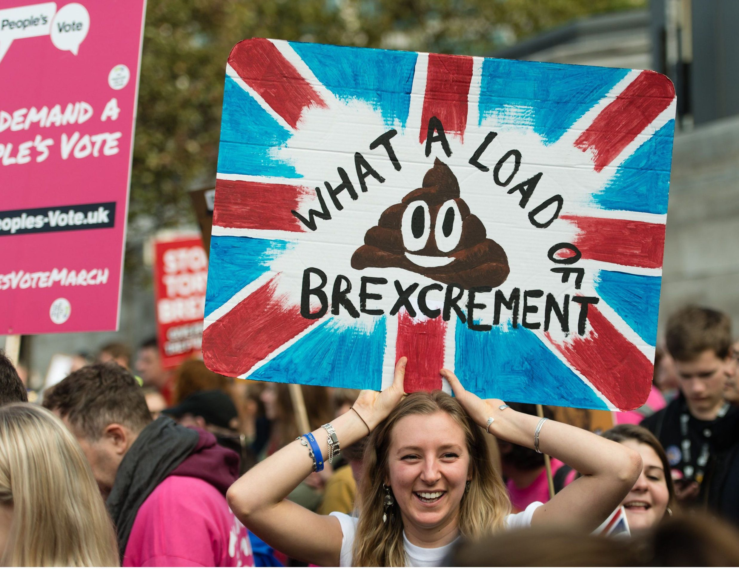 Hundreds of thousands to demand second referendum in Brexit march