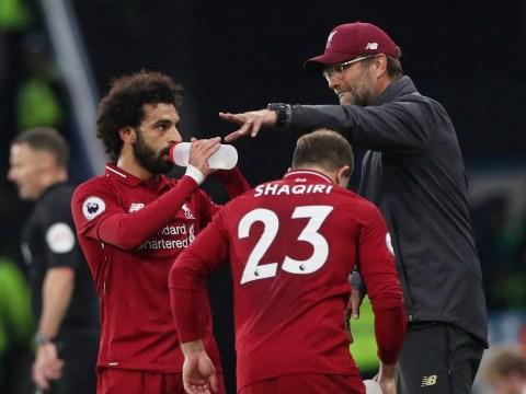 Georginio Wijnaldum hails 'arrogant' Xherdan Shaqiri and sets challenge for Mohamed Salah
