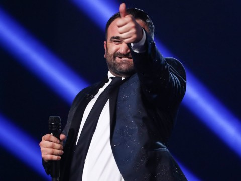 X Factor's Danny Tetley came out as gay at the same time as his dad