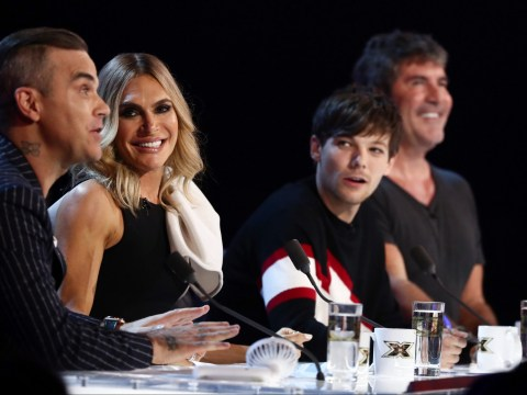 Who left X Factor last night?