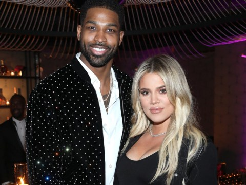 Tristan Thompson brands Khloe Kardashian 'fit' and fans are having absolutely none of it