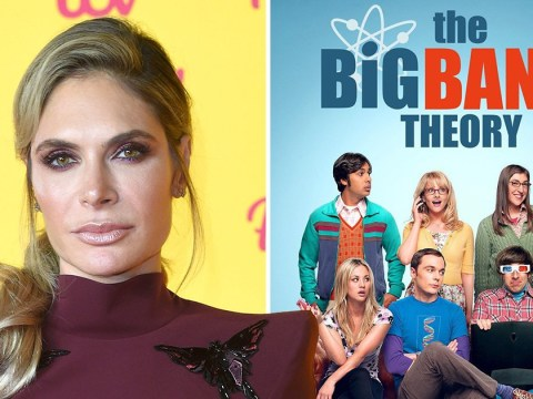 Ayda Field could have landed $1 million salary in Big Bang Theory but lost out to Kaley Cuoco