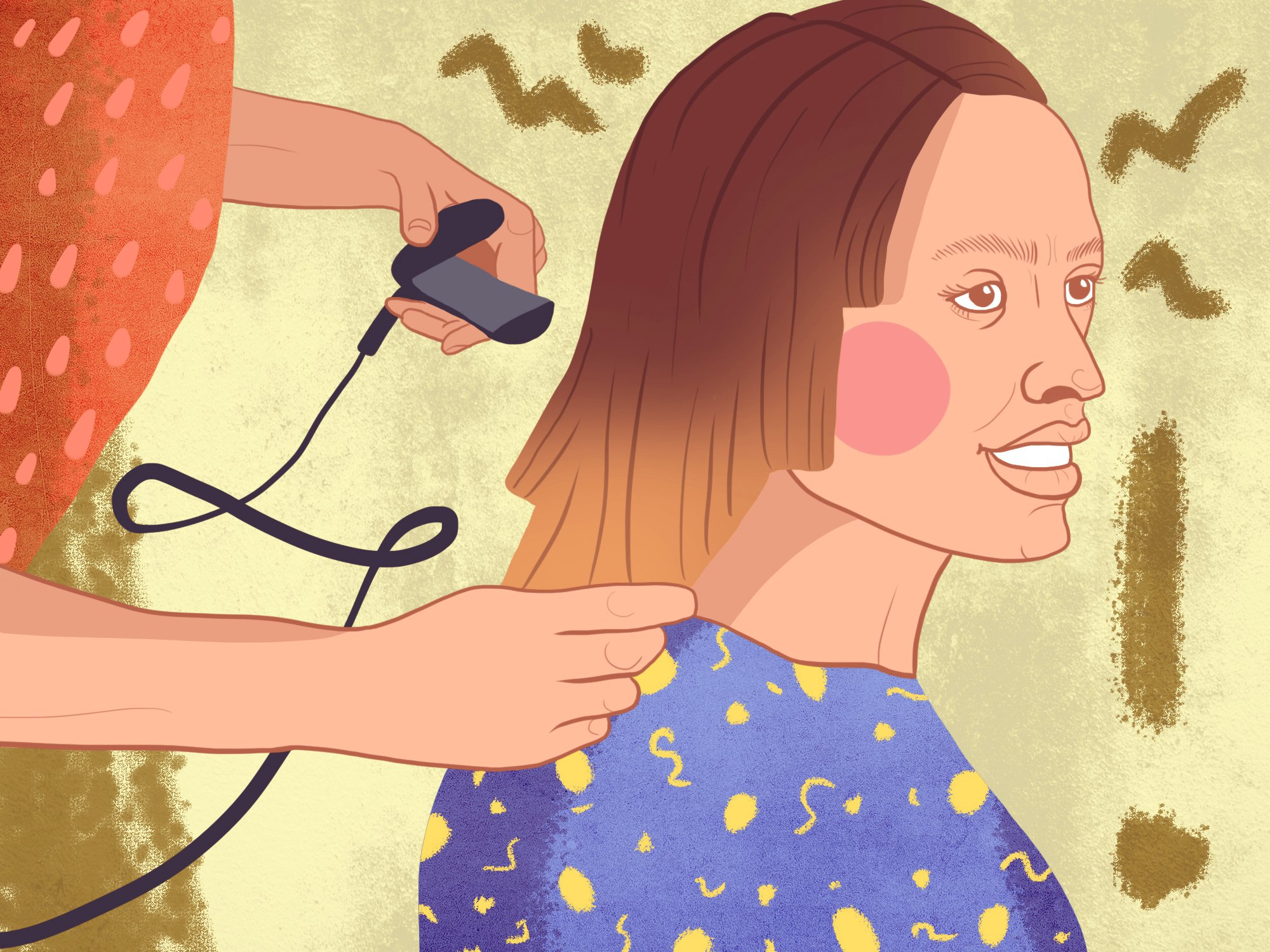 Modern Etiquette: How do you tell your hairdresser they've done a terrible job?