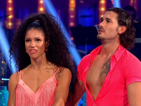 Strictly's Graziano dismisses Vick Hope's claims that Shirley Ballas 'relished' criticising her