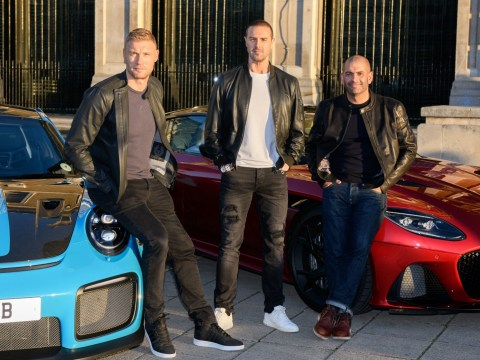 When does Top Gear return as Freddie Flintoff and Paddy McGuinness join the show?