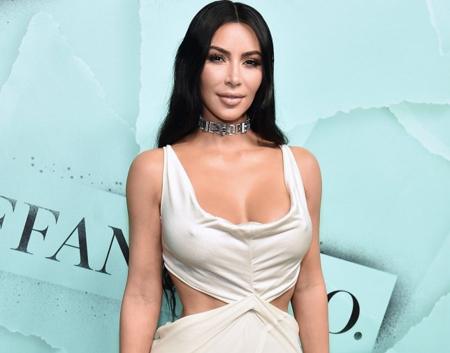 NEW YORK, NY - OCTOBER 09: Kim Kardashian attends the 2018 Tiffany & Co. Blue Book Gala on October 9, 2018 in New York City. (Photo by Steven Ferdman/WireImage,)