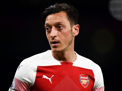 Mesut Ozil rejected 'crazy' offers to stay at Arsenal, reveals agent