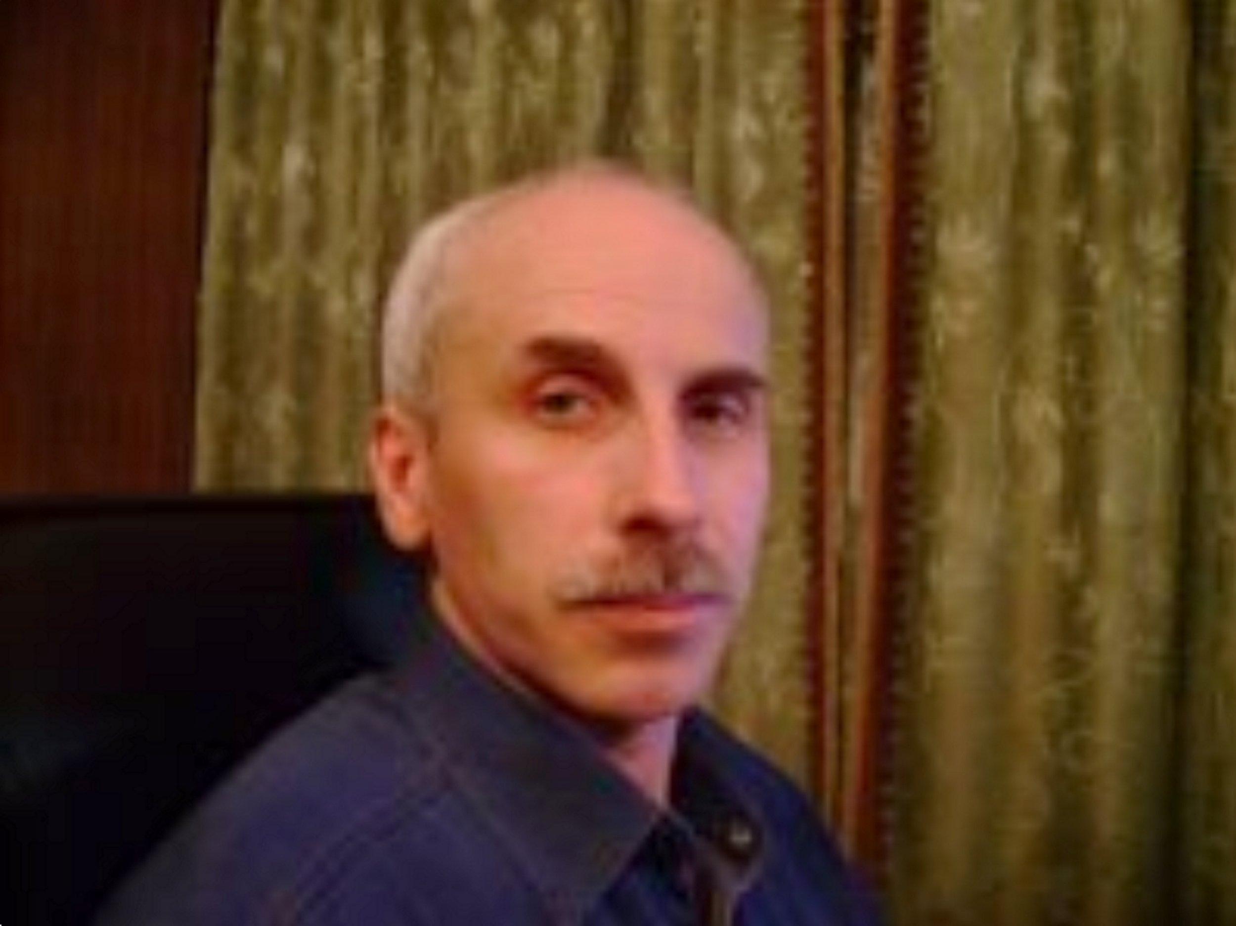 Attacker Sergey Savitsky