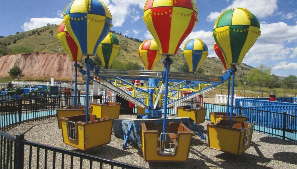 This entire amusement park is up for sale