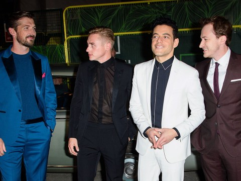 Rami Malek and Bohemian Rhapsody cast have a Whatsapp group they never want you to see