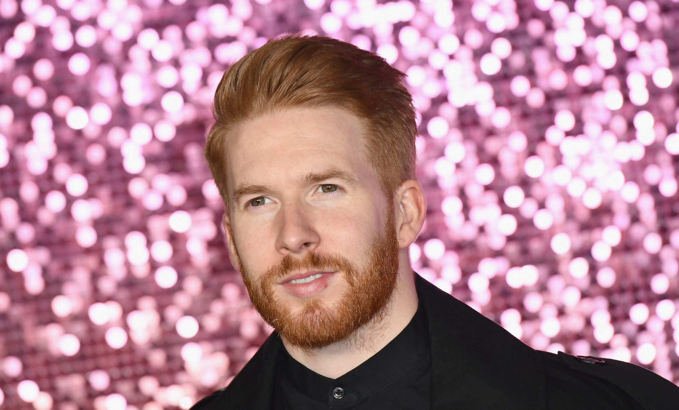 LONDON, ENGLAND - OCTOBER 23: Neil Jones attends the World Premiere of 'Bohemian Rhapsody' at SSE Arena Wembley on October 23, 2018 in London, England. (Photo by Jeff Spicer/Jeff Spicer/Getty Images for Twentieth Century Fox )