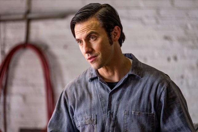Milo Ventimiglia as Jack Pearson in This Is Us