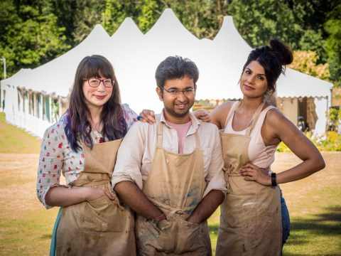 Who is in the final of The Great British Bake Off 2018?