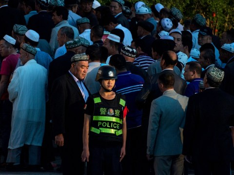 China 'rounds up 1,000,000 Muslims and puts them in prison camps'