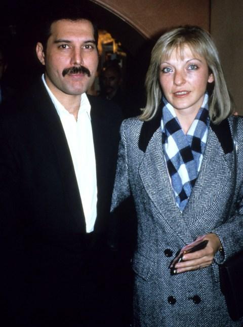 Freddie mercury fiance