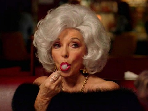 Joan Collins was horrified by a naked Evan Peters but still doesn't rule out return to American Horror Story