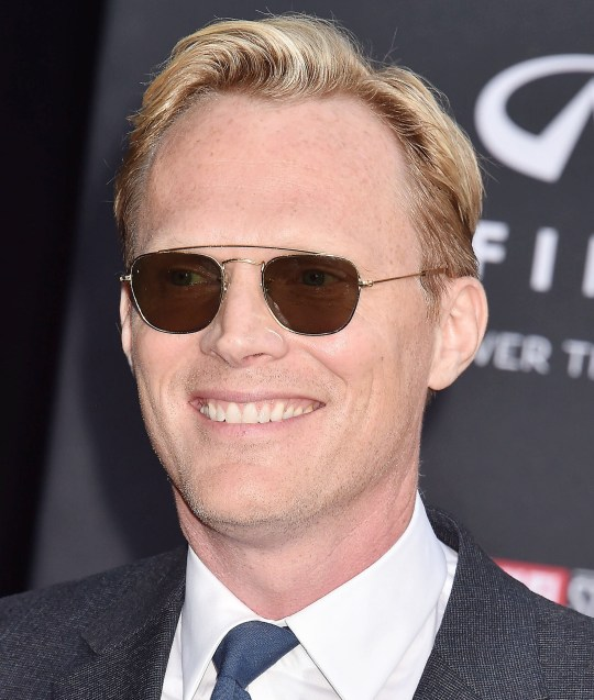 Mark Ruffalo shared a childhood picture and Paul Bettany