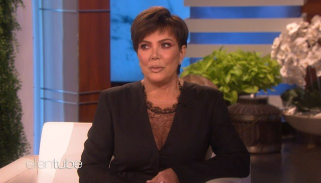 Kris Jenner opened up to Ellen about promising to support and love her son-in-law Kanye West, and addressed his recent controversial visit to the White House.