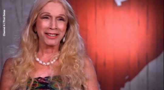 Lady C knew something was awry hours after marrying husband Credit: Channel 4