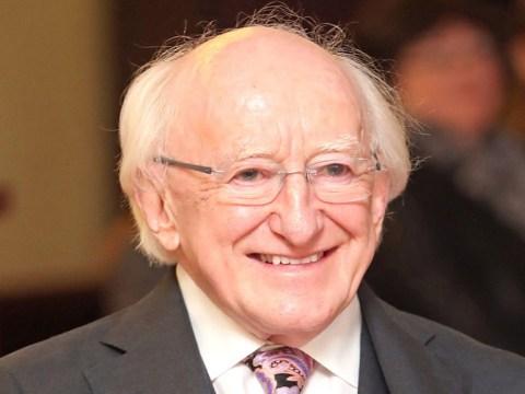 Michael D Higgins set for landslide win in the Irish presidential election