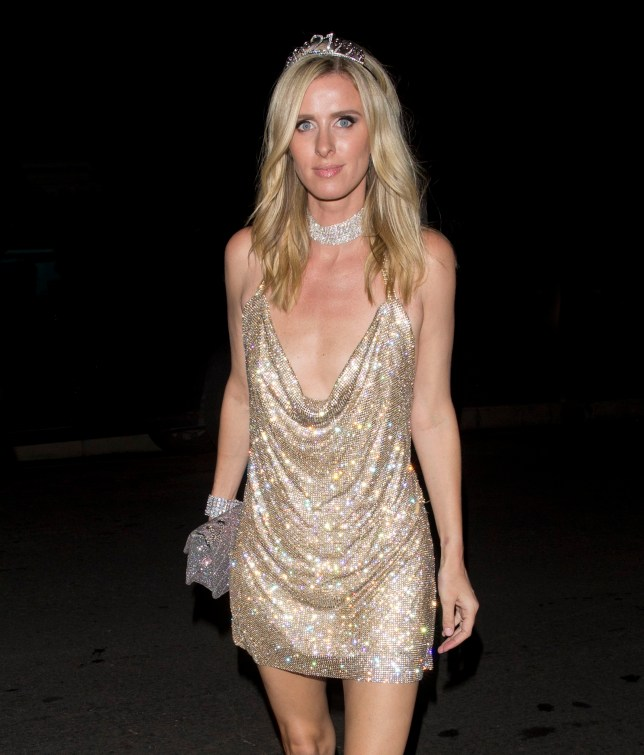 Nicky Hilton seen at the ???Casamigo???s??? Halloween party in Beverly Hills, CA Pictured: Nicky Hilton Ref: SPL5036828 271018 NON-EXCLUSIVE Picture by: SPW / SplashNews.com Splash News and Pictures Los Angeles: 310-821-2666 New York: 212-619-2666 London: 0207 644 7656 Milan: +39 02 4399 8577 Sydney: +61 02 9240 7700 photodesk@splashnews.com World Rights,