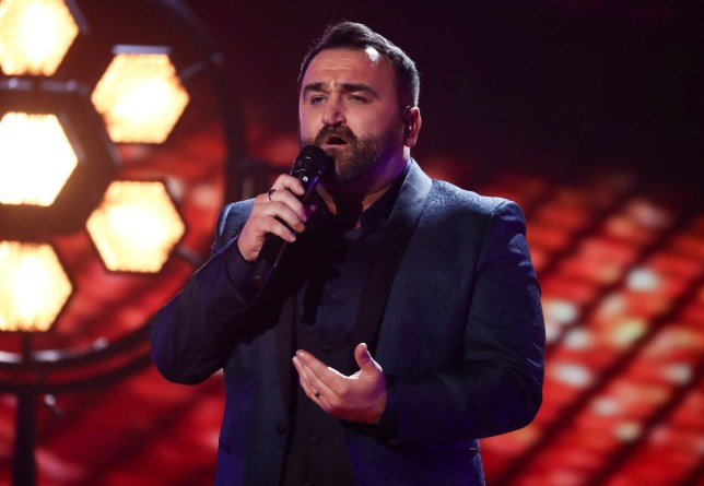 X Factor's Danny Tetley arrested for 'asking child to send sexual