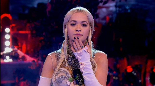 ****Ruckas Videograbs**** (01322) 861777 *IMPORTANT* Please credit the BBC for this picture. 28/10/18 Strictly Come Dancing: The Results - 28th October 2018 Grabs from tonight's results show Office (UK) : 01322 861777 Mobile (UK) : 07742 164 106 **IMPORTANT - PLEASE READ** The video grabs supplied by Ruckas Pictures always remain the copyright of the programme makers, we provide a service to purely capture and supply the images to the client, securing the copyright of the images will always remain the responsibility of the publisher at all times. Standard terms, conditions & minimum fees apply to our videograbs unless varied by agreement prior to publication.