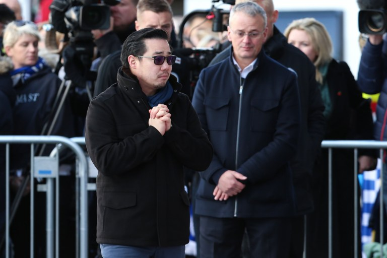 Family of Leicester City owner pay tribute following fatal ...