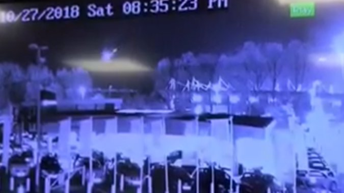 CCTV captured moment Vichai Srivaddhanaprabha's helicopter crashed seconds after take-off before crashing and killing all five passengers. Footage shows the billionaire's helicopter taking off from the King Power Stadium in a seemingly routine manner before it appears to malfunction above a line of trees. It then spins out of control mid-air before hurtling towards the ground and bursting into flames. URGENT UNCLEARED GRABS: CCTV Of Leicester City Helicopter Crash