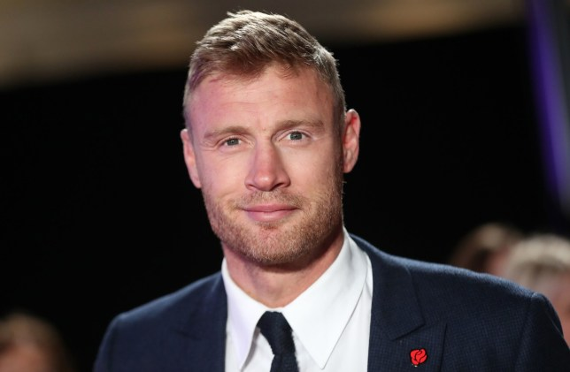 """Andrew """"Freddie"""" Flintoff during the Pride Of Britain Awards 2018, in partnership with TSB, honouring the nation's unsung heroes and recognising the amazing achievements of ordinary people, held at the Grosvenor House Hotel, London. PRESS ASSOCIATION PHOTO. Picture date: Monday October 29, 2018. See PA story SHOWBIZ Pride. Photo credit should read: Steve Parsons/PA Wire"""
