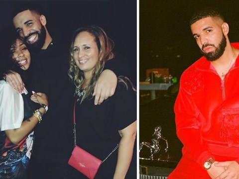 Drake cuddles up to the real 'Kiki' K'yanna Barber after In My Feelings drama