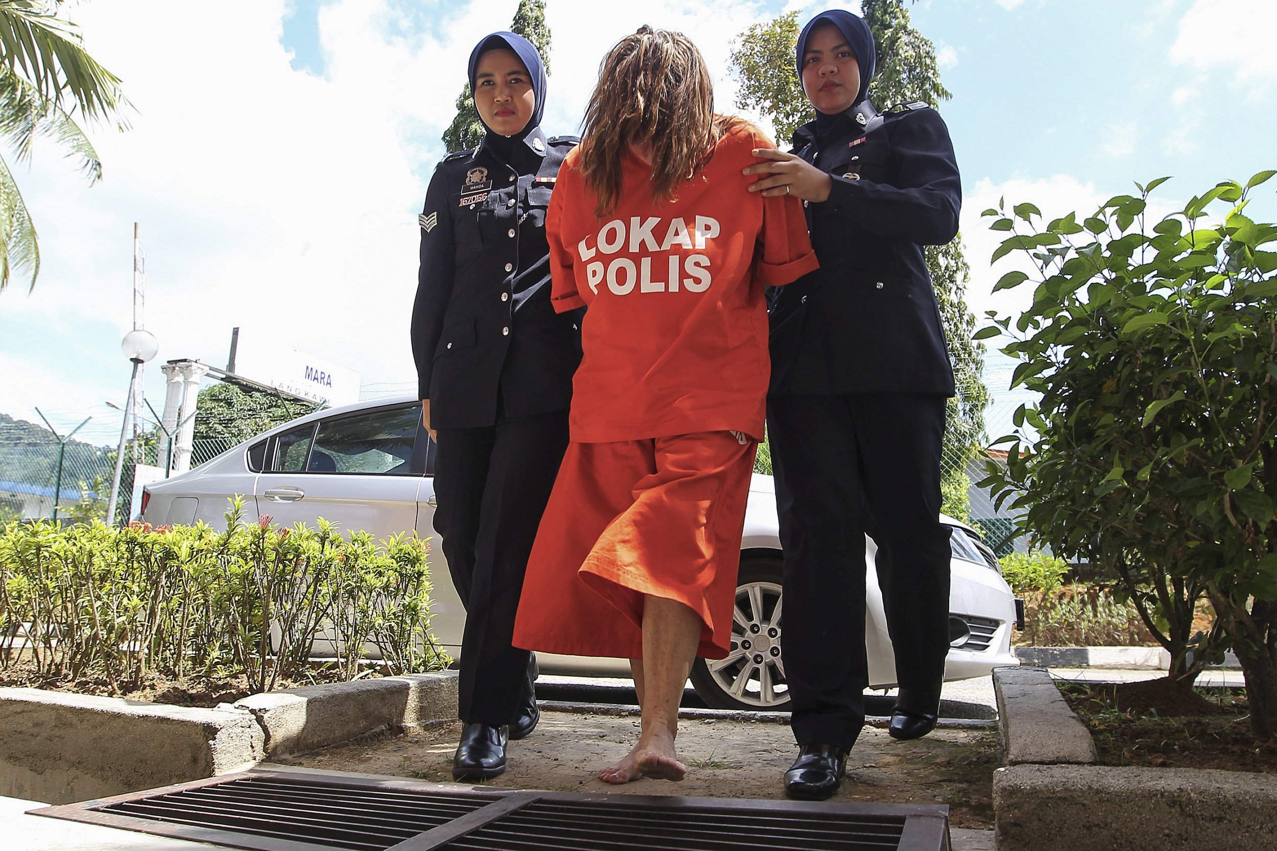British woman faces death by hanging for murdering husband in Malaysia