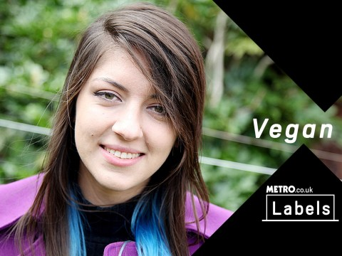 My Label and Me: Vegans aren't preachy, we're just trying to do some good in society