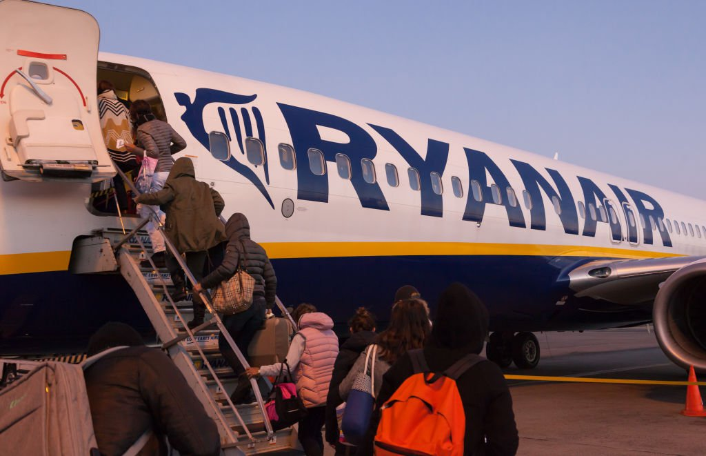 Ryanair's new hand luggage rules come into force today