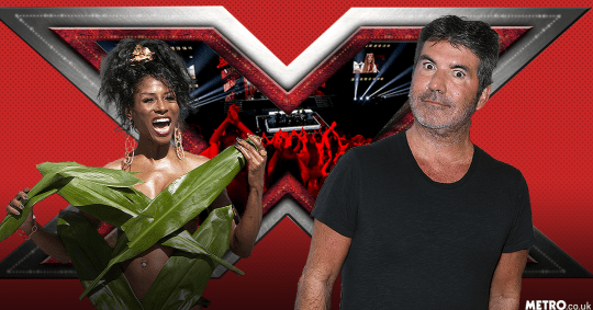 Simon Cowell brings back Sinitta in the most epic X Factor comeback for the most star-studded Judge's Houses ever for social only picture: REX