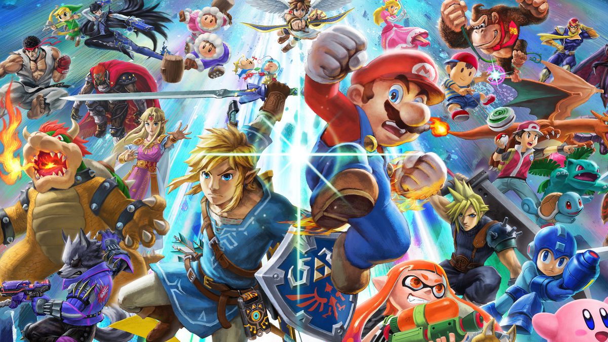 Switch software sales are smashing records