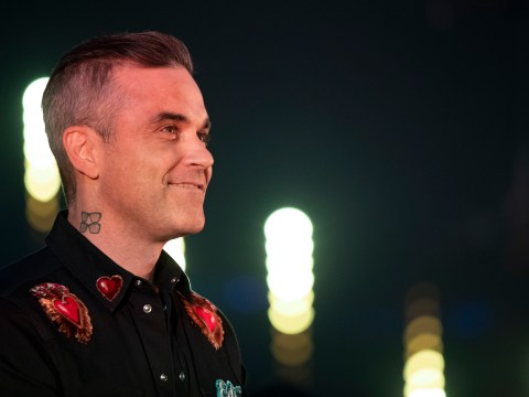 When is Robbie Williams back on X Factor?