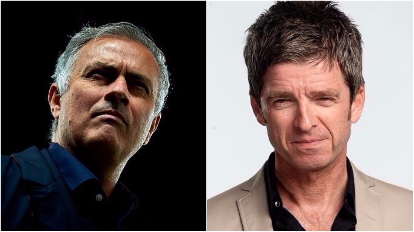 Oasis legend Noel Gallagher mocks Jose Mourinho and Manchester United flops