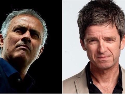 Oasis legend Noel Gallagher mocks Jose Mourinho and Manchester United flops