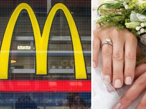 You could soon be able to get married in McDonald's or Wetherspoons