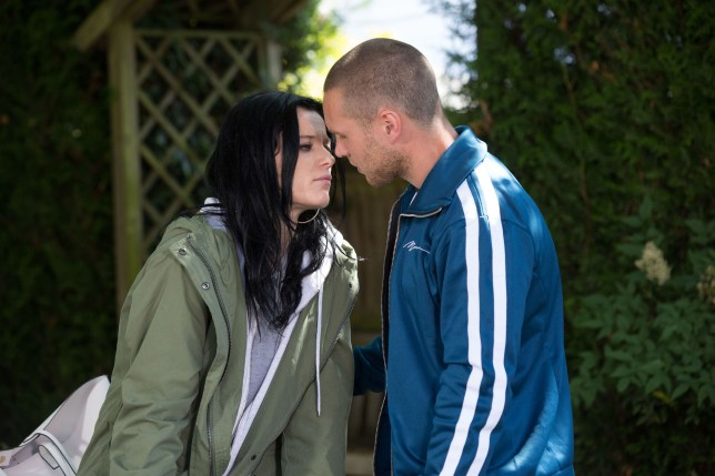 EastEnders spoilers: Hayley kisses Keanu and then takes