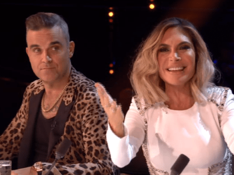 What time is The X Factor results show on tonight?
