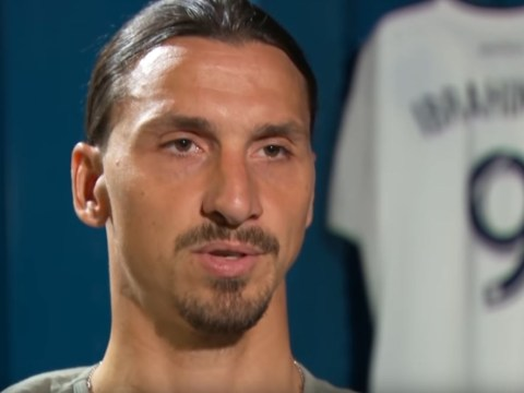Zlatan Ibrahimovic speaks out on Manchester United return link